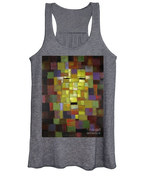 Mask Of Color Women's Tank Top