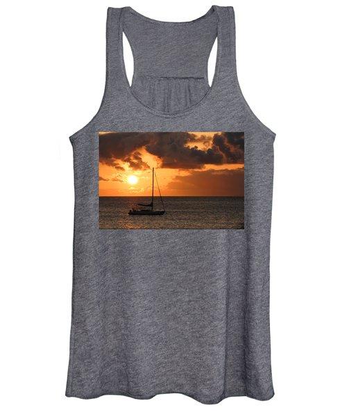 Maui Sunset Women's Tank Top