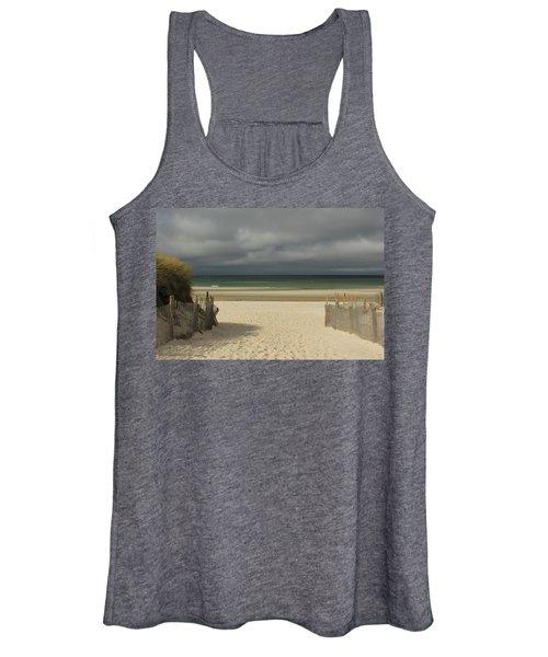 Mayflower Beach Storm Women's Tank Top