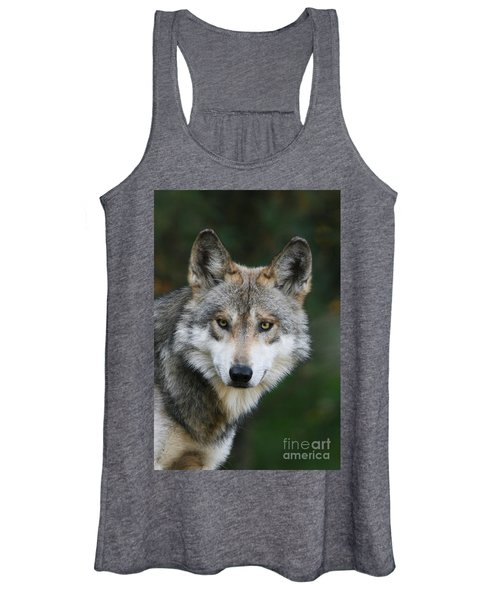 Mexican Wolf #3 Women's Tank Top