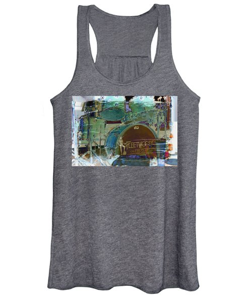 Mick's Drums Women's Tank Top