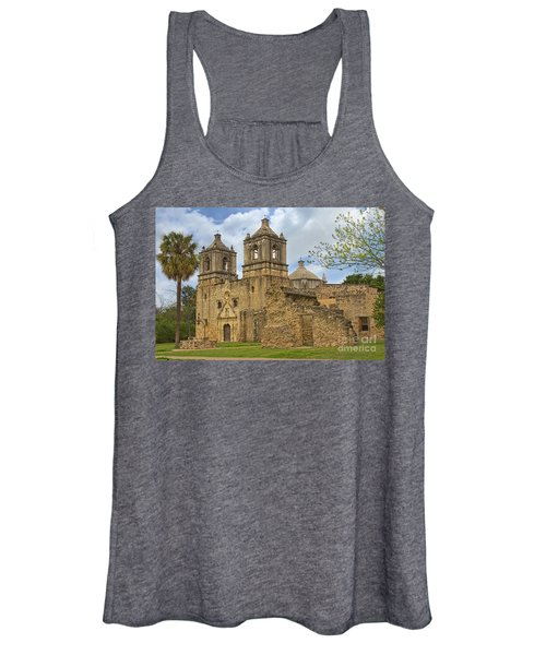 Mission Concepcion Women's Tank Top