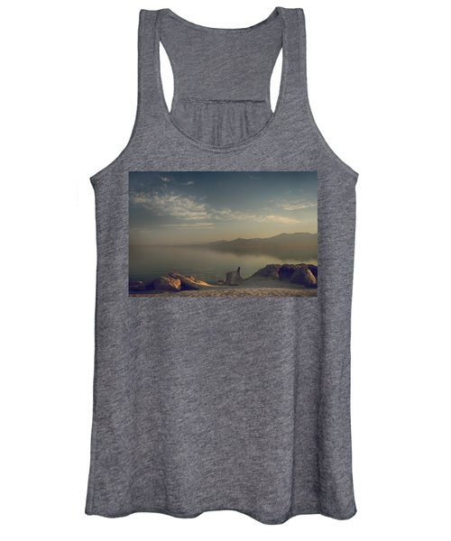 Misty Memories Women's Tank Top