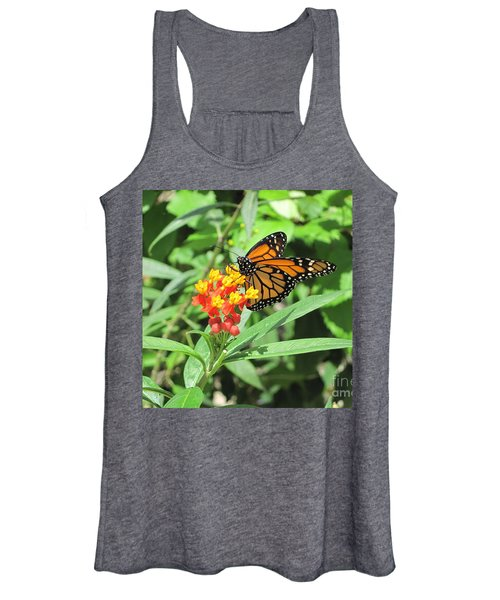 Monarch At Rest Women's Tank Top