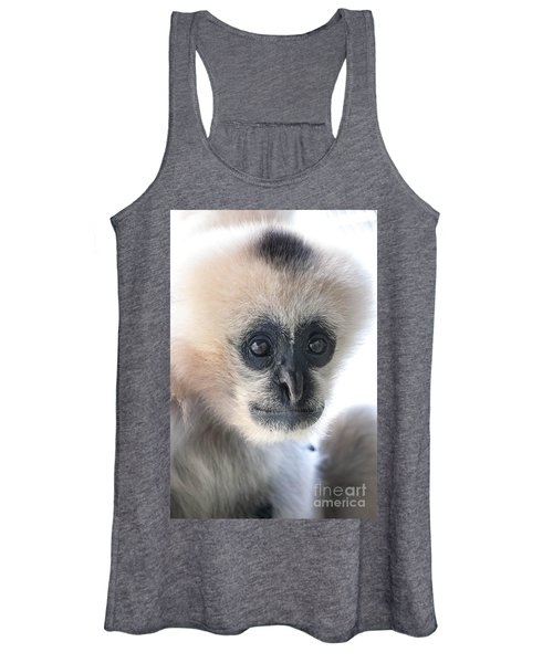 Monkey Face Women's Tank Top