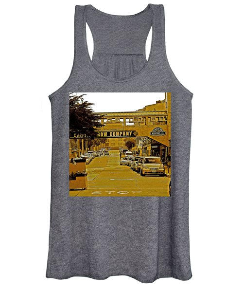 Monterey Cannery Row Company Women's Tank Top