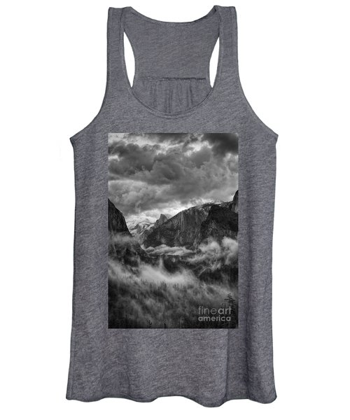 Morning Mist Women's Tank Top
