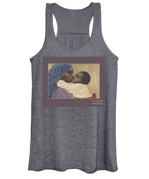 Mother And Child Of Kibeho 211 Women's Tank Top
