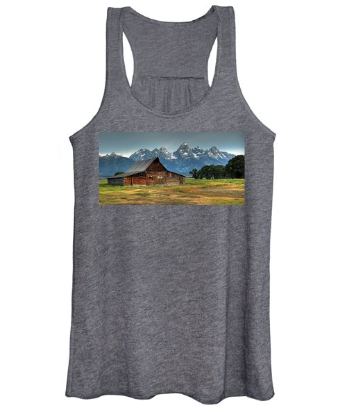 Moulton Barn Morning Women's Tank Top