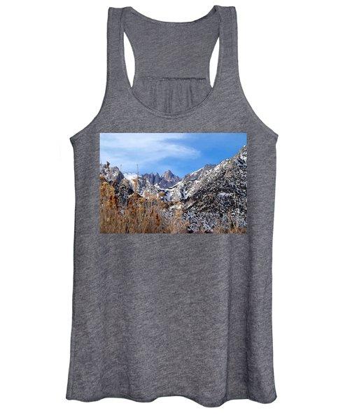 Mount Whitney - California Women's Tank Top