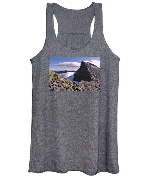 Mountain Summit Ridge Women's Tank Top