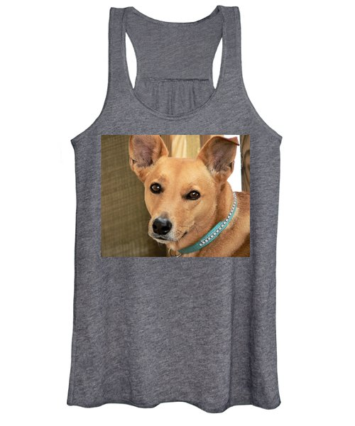 Dog - Cookie One Women's Tank Top