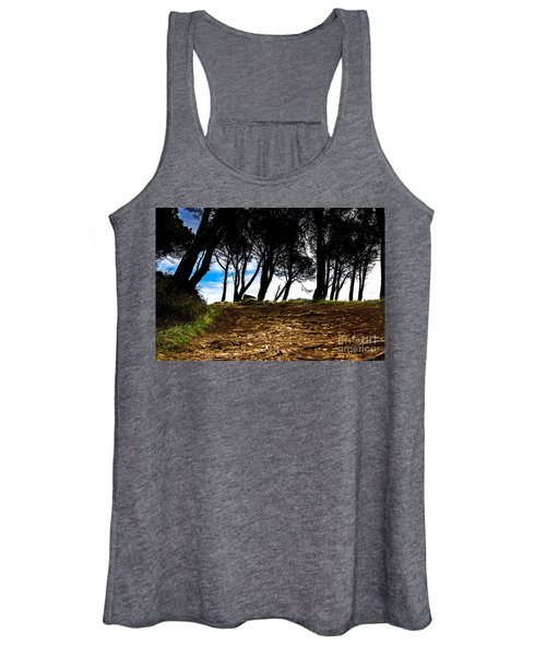 Mystery Of The Forest Women's Tank Top
