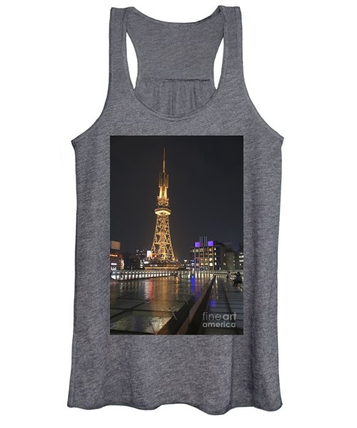 Nagoya Tv Tower Women's Tank Top