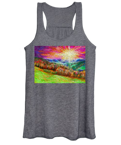 Nature 1  25 2015 Women's Tank Top