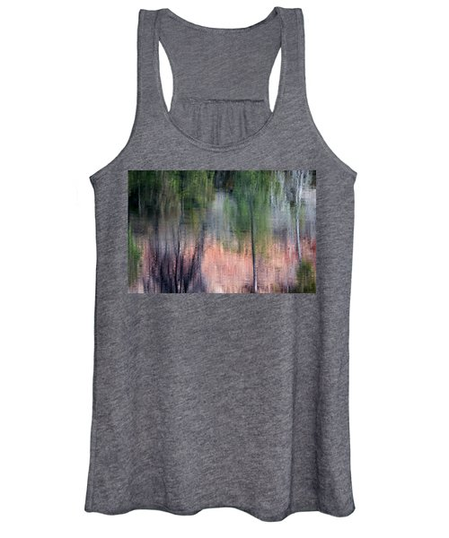 Nature's Mirror Women's Tank Top