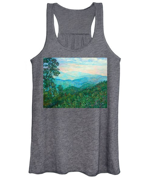 Near Purgatory Women's Tank Top