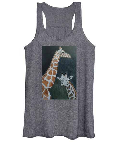 Neck And Neck Women's Tank Top