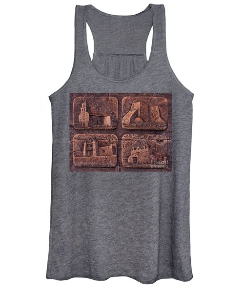 New Mexico Churches Women's Tank Top