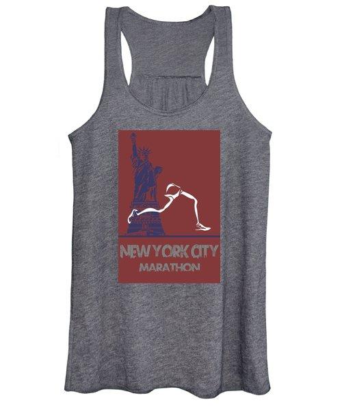 New York City Marathon Women's Tank Top