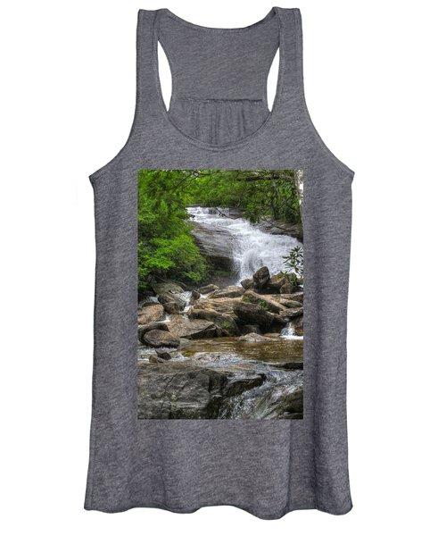 North Carolina Waterfall Women's Tank Top