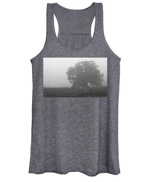 Oak In The Fog Women's Tank Top