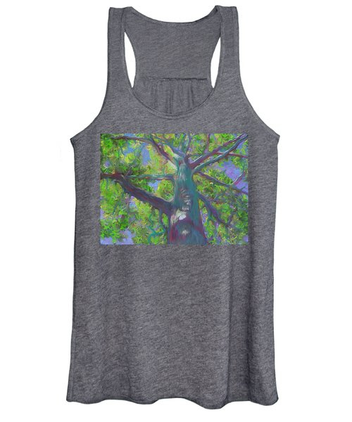 Oak Tree 1 Women's Tank Top
