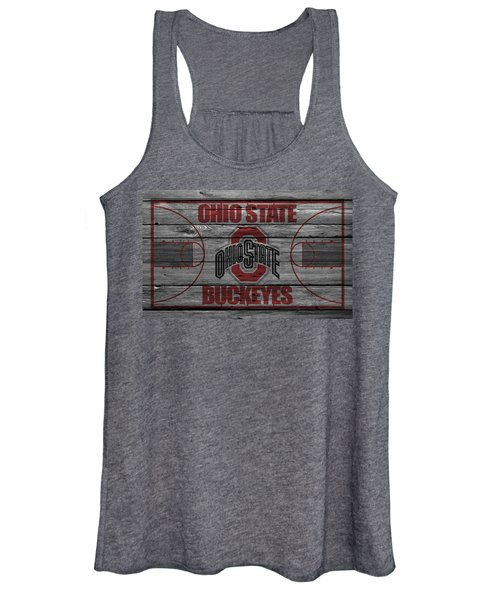 Ohio State Buckeyes Women's Tank Top