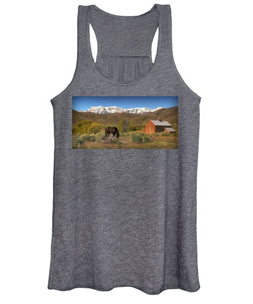 Ol Tates Barn Women's Tank Top