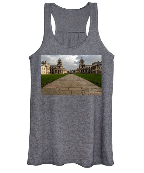 Old Royal Naval College Women's Tank Top