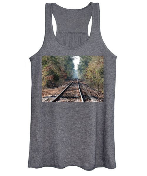 Old Southern Tracks Women's Tank Top