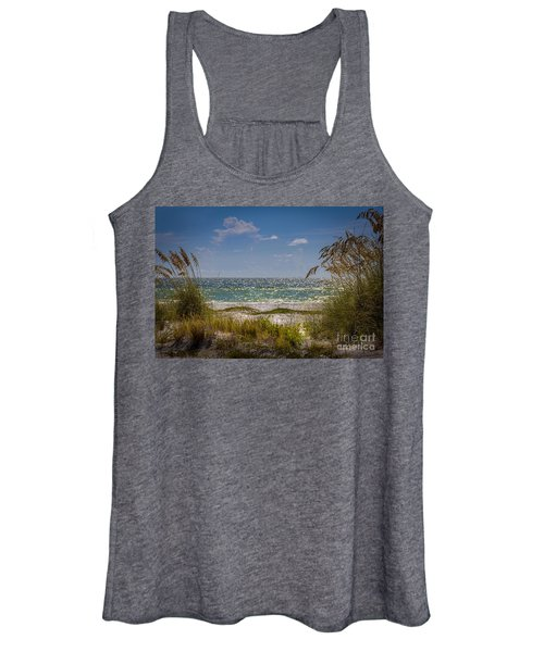 On A Clear Day Women's Tank Top