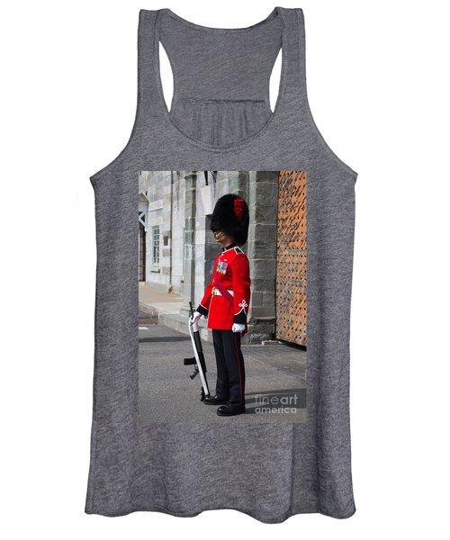 On Guard Quebec City Women's Tank Top