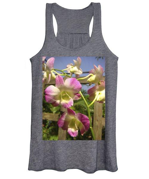 Orchid Splendor Women's Tank Top