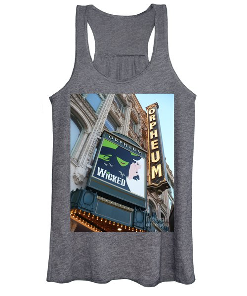 Orpheum Sign Women's Tank Top