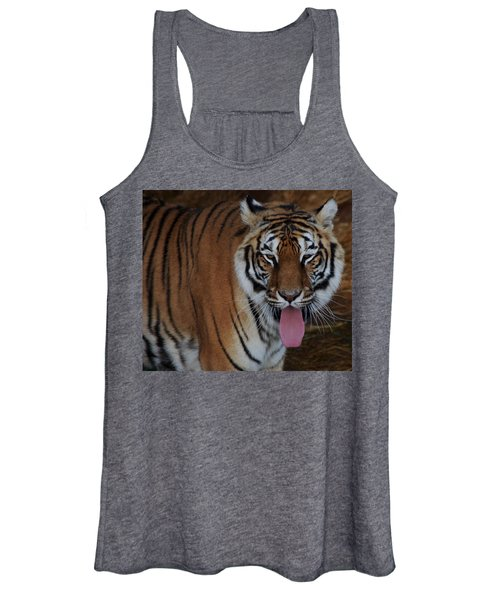 Out Of Africa  Tiger 2 Women's Tank Top
