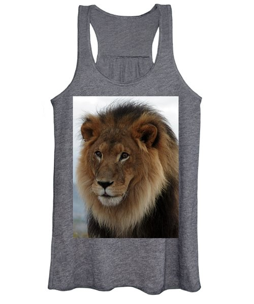 Out Ofafrica  Lion 4 Women's Tank Top