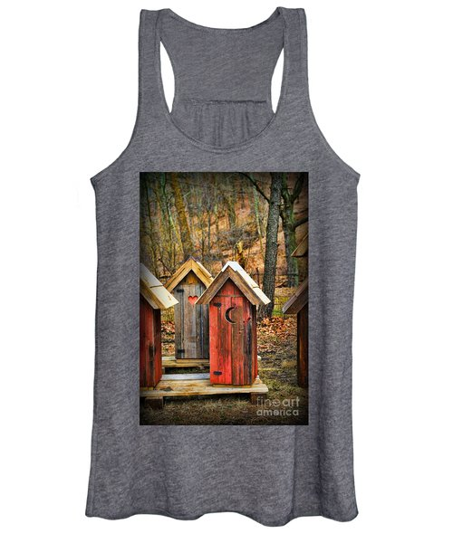 Outhouse It's Your Pick Women's Tank Top