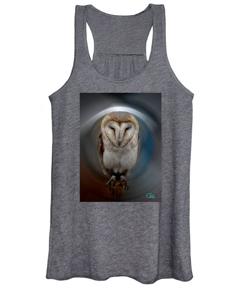 Owl Alba  Spain  Women's Tank Top