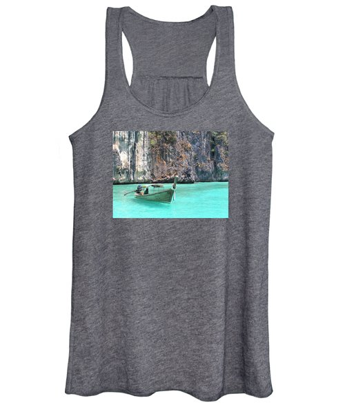 Paradise Water Holiday Women's Tank Top