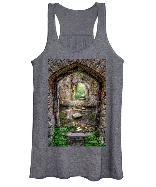 Path Less Travelled Women's Tank Top