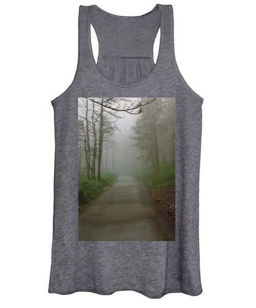 Path To Clingmans Dome Women's Tank Top