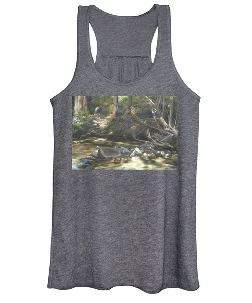 Peace At Darby Women's Tank Top