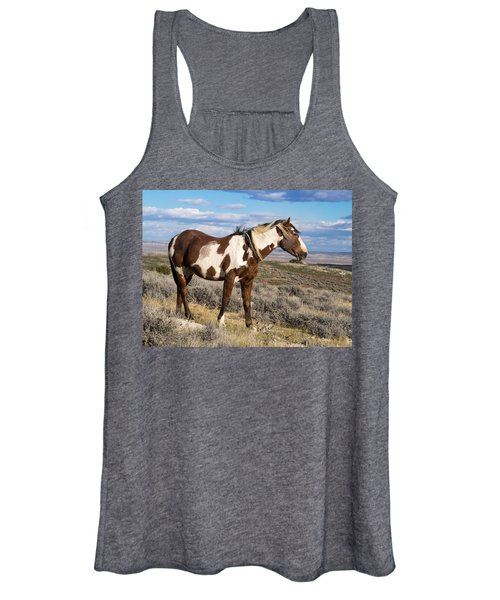 Picasso Of Sand Wash Basin Women's Tank Top
