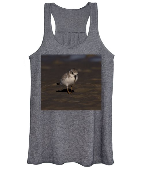 Piping Plover Photo Women's Tank Top