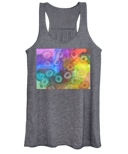 Polychromatic Rbc's Women's Tank Top