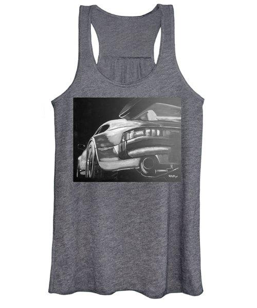 Porsche Turbo Women's Tank Top