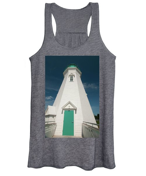 Port Dalhousie Lighthouse 9057 Women's Tank Top