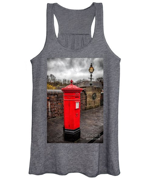 Post Box Women's Tank Top