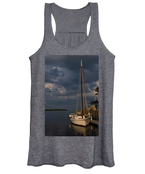 Preparing For The Storm Women's Tank Top
